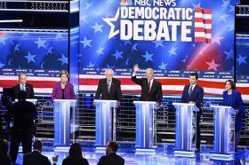 Победници и губитници на демократската дебата во Лас Вегас