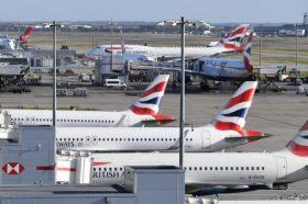 """Најпрометниот европски аеродром """"Хотроу"""" се соочува со потешкотии"""