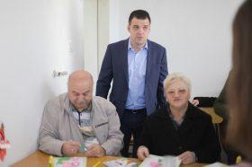 Меѓугенерациска дружба во новиот пензионерски дом во Нерези