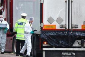 """Обвинети седум лица за """"камионот на смртта"""" во кој загинаа 39 виетнамски мигранти"""