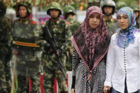 Долгите бради и шамиите се причина преку еден милион Ујгури да се апсат во Кина