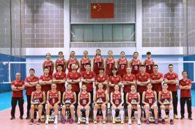 Кинеските одбојкарки во карантин ги започнаа подготовките за ОИ