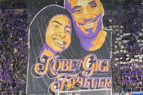 Фановите на ФК Лос Анџелес им оддадоа почит на Коби и Џиџи (ФОТО)