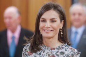 Кралицата Летиција докажа дека дури и деловниот стил може да биде забавен! (ФОТО)