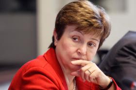 Георгиева: Епидемијата на коронавирусот го загрозува обновувањето на глобалната економија