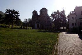 Повик до верниците да го помогнат градењето на новиот конак во Лешочкиот манастир