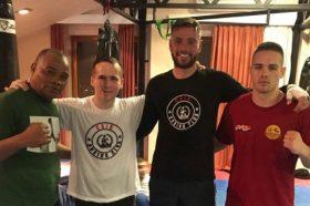 Нашите боксери тренираат во Србија пред олимпискиот турнир во Лондон!