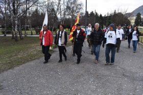 Традиционален планинарски марш во чест на Борис Трајковски