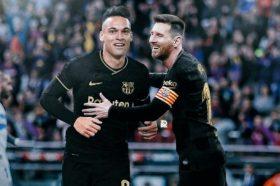Меси: Би сакал да се врати Нејмар, а Мартинез е одличен напаѓач!