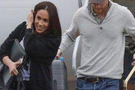 Хари и Меган по Мегзит: Сами ги тегнат куферите и веќе не летаат со приватен авион (ФОТО)