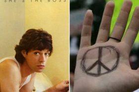 Дизајниран познатиот симбол за мир, Мик Џегер со прв самостоен албум и други настани кои ја одбележаа музиката на денешен ден…