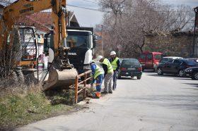 Нов кружен тек во Волково и реконструкција на патот до Кучково