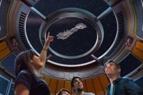 """Хотел наменет за љубителите на франшизата """"Star wars"""": Оваа година резервирајте си место за необично """"патување"""" во вселената! (ФОТО)"""