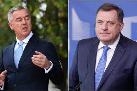 Додик: Посетата на Ѓукановиќ на БиХ е штетна по националниот интерес на Република Српска