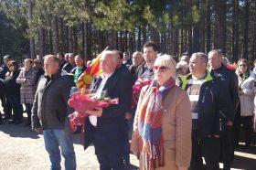 На Голак одбележана 76 годишнината од Февруарскиот поход