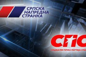 СНС и СПС одат одвоено на изборите во Србија