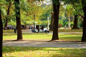 Од идниот викенд во Градскиот парк продавачи само со дозвола