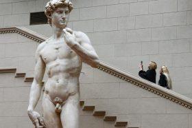 Како настанала Статуата на Давид, ремек-делото на Микеланџело