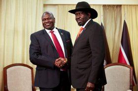 Лидерите во Јужен Судан направија клучни чекори за прекинување на петгодишната граѓанска војна