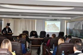 Презентиран проектот за изградба на гасоводна мрежа во Радовиш