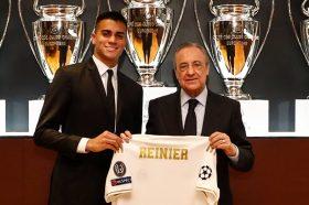 Бразилецот Рејнер до 2026 година во Реал Мадрид! (ВИДЕО)