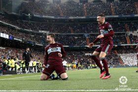 """Селта му откина бод на Реал Мадрид на """"Сантијаго Бернабеу"""" (ВИДЕО)"""