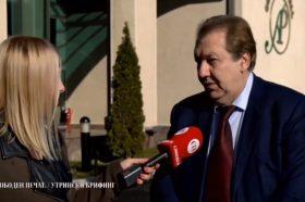 Јанкуловски: Нема загрижувачка информација која би наложила прекин на наставата на УКИМ