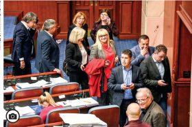 Законот за Јавно обвинителство ја води Македонија поблиску до целта