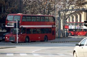 Посебен сообраќаен режим пред Задушница во Скопје