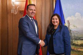 Спасовски: Сме и ќе бидеме кредибилен партнер на НАТО и на ЕУ