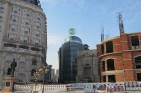 Грчев: Одлуката на Владата, споменикот да биде пренамент е бесмислена