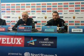 Алушовски: Ние сме европски шампиони, но поради состојбата во клубот не сме фаворити против Монпелје