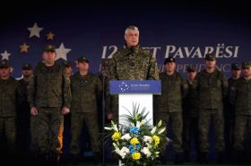 Тачи: Косово ќе произведува мир, ќе биде фактор на стабилноста во регионот
