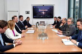 Европската банка за обнова и равзој е значаен партнер на Македонија за успешно исполнување на критериумите за ЕУ