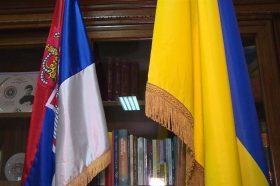 Украинска амбасада во Белград: Антиукраинска и антисрпска провокација на Саемот за туризам во Белград