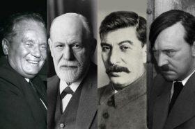 Тито, Хитлер, Фројд и Сталин: Во иста година живееле во ист град!