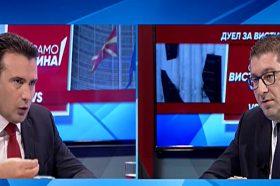 Како дебатираа Мицкоски и Заев за новиот Закон за јавно обвинителство