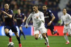 Проблеми за Реал: Без Азар против Сити и Барса!? (ФОТО)