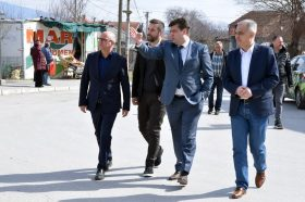 Со поддршка од Програмата за рурален развој Волково ќе добие современ кружен тек и нов пат до Кучково