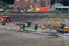 Предупредувања за голема опасност од поплави во три округа во Англија