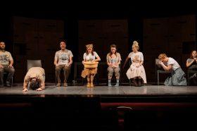 """Театарска премиера: """"Мојот маж"""" донесе храбар и искрен процес во Драмски театар"""