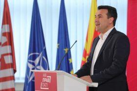 """Заев: Со објавување на """"бомбите"""" ВМРО-ДПМНЕ си направи удар сама врз себе"""