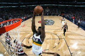 Вилијамсон е неверојатен: По 10 натпревари влезе во историјата на НБА (ВИДЕО)