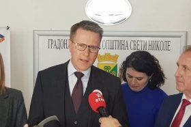 Жбогар нема информации кога ќе се објават извешатите за Македонија и Албанија