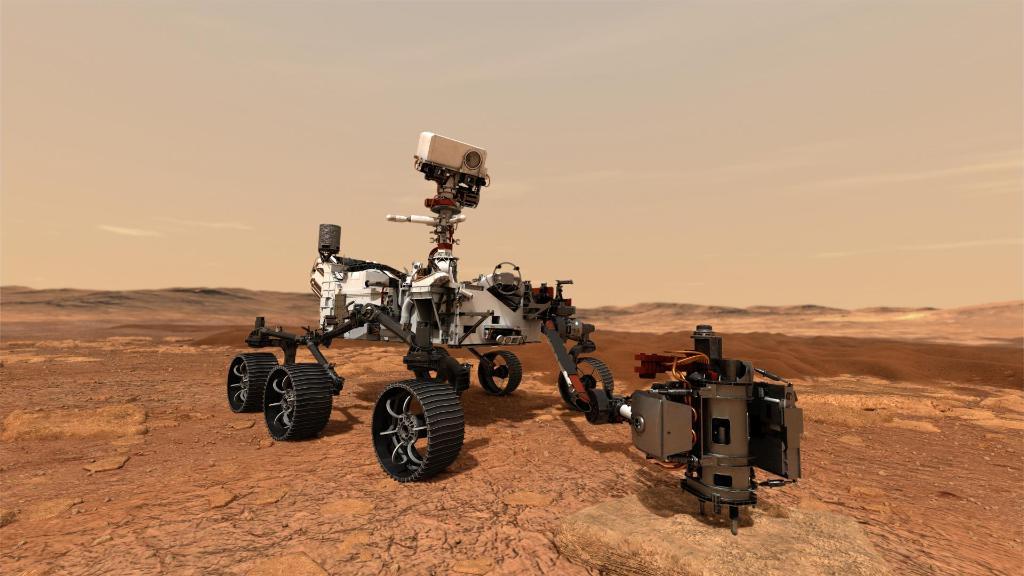 марс ровер наса