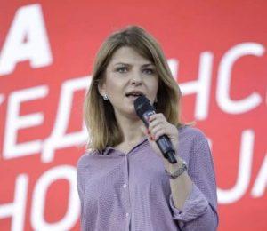 Лукаревска е изгласана за заменик-претседателка на СДСМ по повлекувањето на Шекеринска