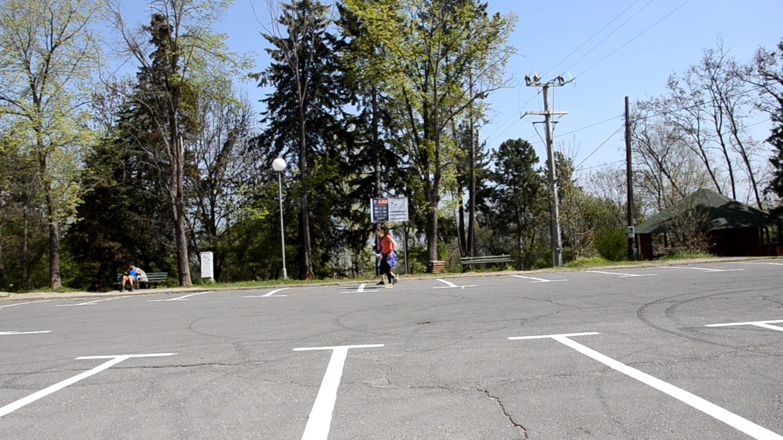 Паркингот на Водно во текот на викендот го искористиле 245 возила