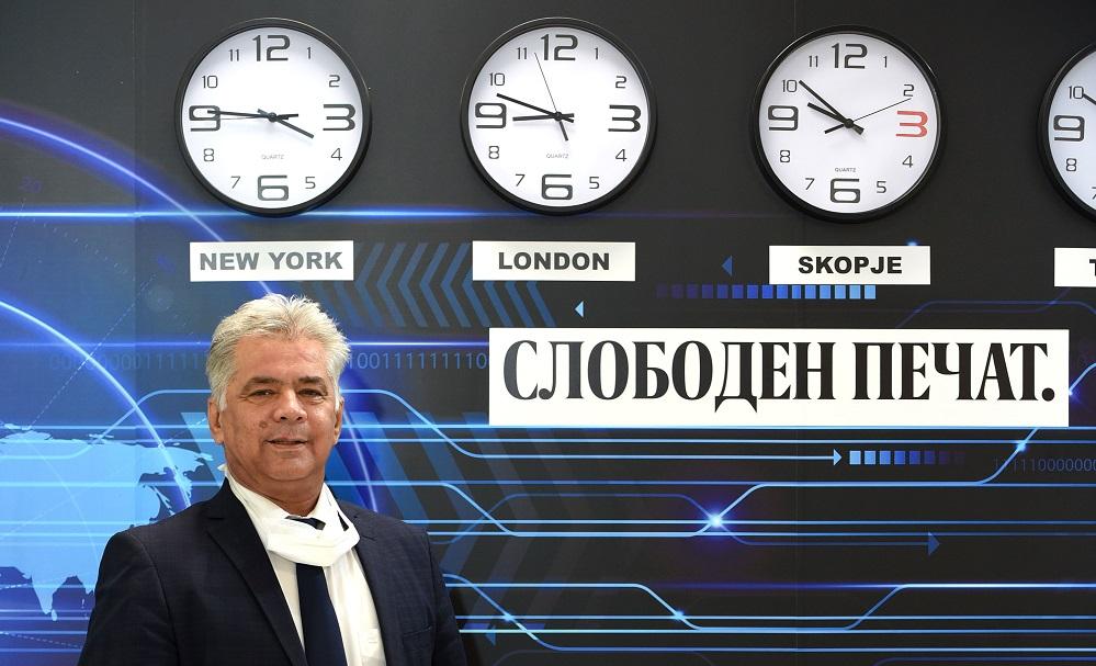 Љубен Арсенков, директор градска болница