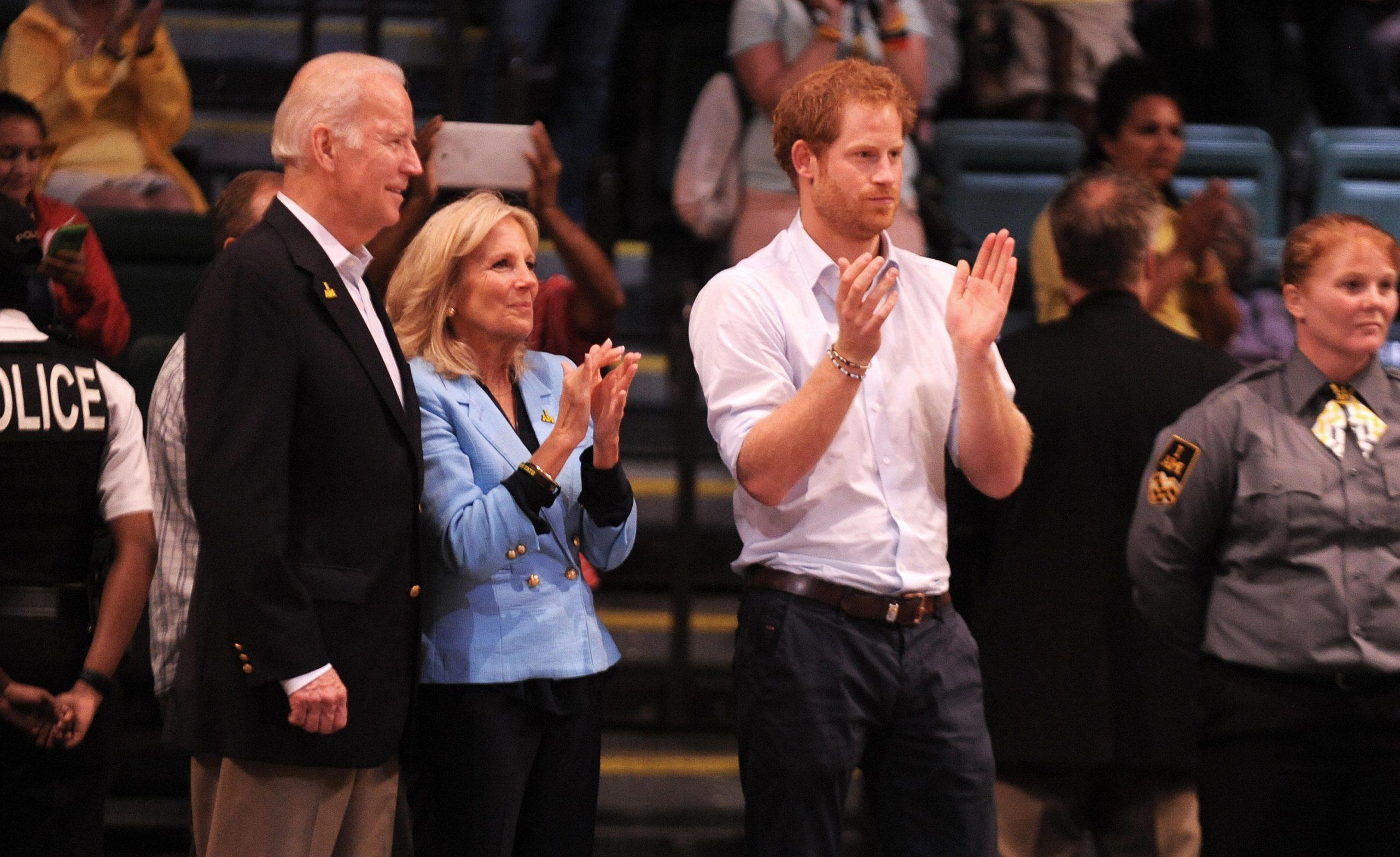 Пријателството на принцот Хари со идната прва дама на Америка Џил Бајден  мета на критики: Премолчено политичко поддржување - Слободен печат