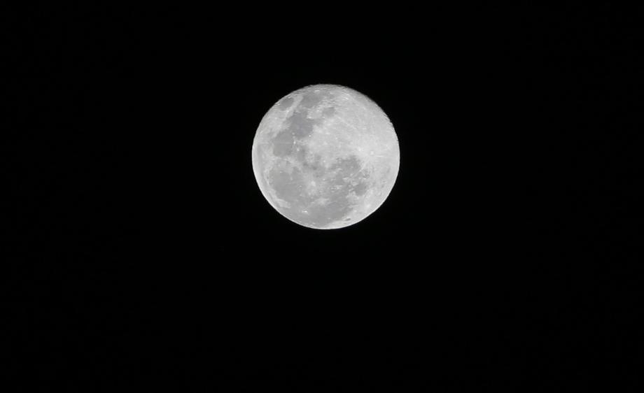месечина поплава НАСА